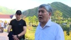 Атамбаев уже второй раз не пришел на допрос в МВД