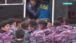 Куда вывозили задержанных на протестах в Нур-Султане
