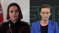 Интервью Светланы Тихановской – о судах в Беларуси, прекращении массовых акций и личном