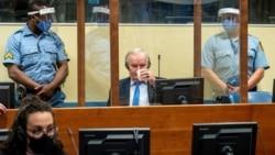 Ратко Младич будет сидеть пожизненно: приговор за геноцид оставлен в силе