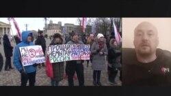 Правозащитник – о преследованиях блогеров и активистов в Беларуси