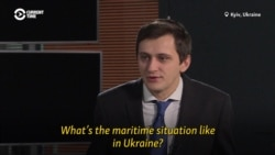 "Ukraine's Naval Forces Commander: Black Sea Tensions With Russia ""Will Only Pick Up Momentum"""