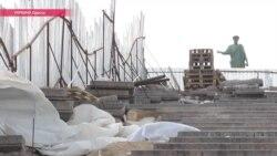 Без гидрозащиты и с плиткой вместо гранита: Одесса недовольна реконструкцией Потемкинской лестницы