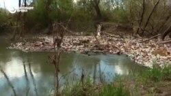 Жители Венгрии покупают мусор у украинцев из Закарпатья – чтобы он не приплывал по реке