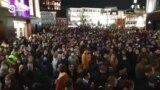 Протесты 21 апреля: как это было в Москве и Петербурге