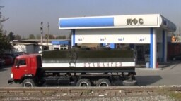 Gas fuel benzin crisis in Tajikistan Dushabe