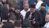 В Тбилиси противники ЛГБТ столкнулись с протестующими против власти