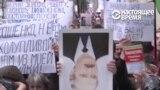 Задержание по-белорусски: полиция работает в штатском, машины – без опознавательных знаков