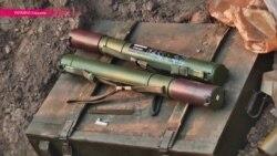 Сувениры с войны: Украину наводнило нелегальное оружие из Донбасса