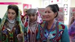 Таджикская мода: традиции и современность за 300-500 долларов