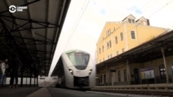 Ukraine Turns To Germany To Transform Troubled Railways