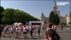 Пробежать и помочь нуждающимся – благотворительный марафон в Москве
