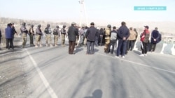 День после перестрелки. Что происходит на границе Таджикистана и Кыргызстана