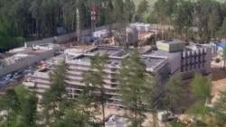 Что строят в Ново-Огареве для Путина