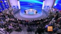 Российское телевидение для Путина – инструмент решения политических задач