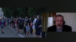 Бывший кандидат в президенты Санников – о протестах в Беларуси