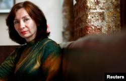 Наталья Эстемирова, Лондон, 4 октября 2007