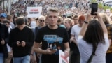 A rally calling for opposition candidates to be registered for elections to Moscow City Duma