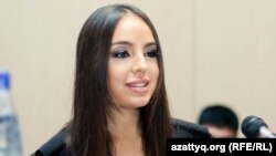 Leyla Alieva eldest daughter of Ilham Aliev