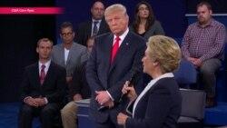 """Почему второй тур дебатов окрестили """"самыми грязными в истории США"""""""