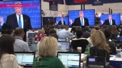 """""""Я считаю, что я выступил очень хорошо"""" – Трамп ответил Настоящему Времени"""
