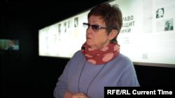 """Татьяна Курсина, основатель музея """"Пермь-36"""""""