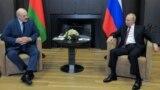 Главное: Лукашенко снова приехал к Путину