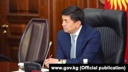 Премьер-министр Кыргызстана Мухаммедкалый Абылгазиев