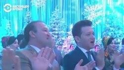 """""""Слава Покровителю!"""" Президент Туркменистана диджеит на вечеринке под всеобщие восхваления"""