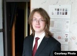 Андрей Баршай перед школьным выпускным, 2015 год. Фото: архив семьи Баршай