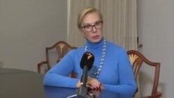 Омбудсмен Людмила Денисова – о деле захваченных украинских моряков