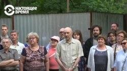 Чего требуют жители московского Кунцева накануне прямой линии с Путиным