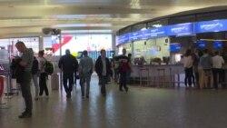 Тысячи российских туристов не могут вернуться домой