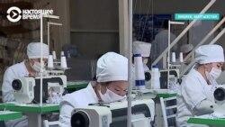 Гульзар долго не давали открыть производство масок, но эпидемия коронавируса все изменила