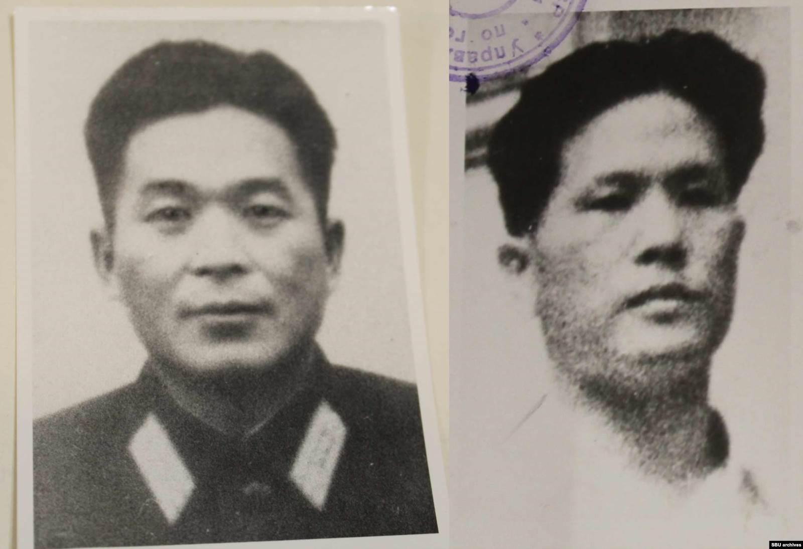 Син и Нам. Фото из уголовного дела
