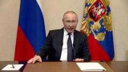 Как россияне восприняли анонсированные Путиным меры поддержки бизнеса на период пандемии