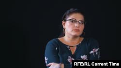 """Маликат Джабирова, глава организации """"Мать и дитя"""""""
