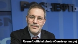 """Михаил Леонтьев, пресс-секретарь """"Роснефти"""""""