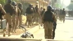 Экстремисты атаковали китайское консульство в Пакистане