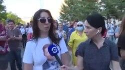 Хабаровск протестует уже 18 дней, участники акции переместились к зданию суда