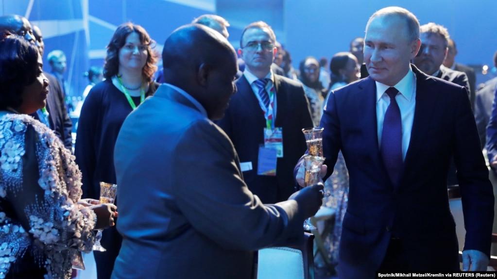 Hội nghị Thượng đỉnh Nga – châu Phi: Hoành tráng và tràn đầy hy vọng