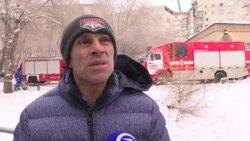 """""""Вытащили четверых"""". Житель соседнего дома о взрыве в Челябинске"""