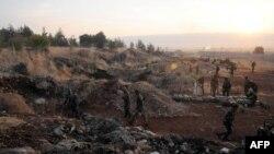 Сирия, 8 октября 2015 года