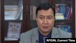 первый замдиректора Госкомиссии по делам религий Кыргызстана Закир Чотаев