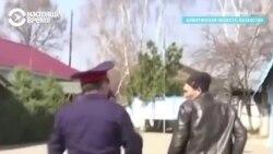 Погоня за нарушителями карантина в закрытых городах: видео из Казахстана