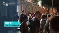 Житель Минска – об избиениях в изоляторе