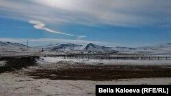 Russia -- lake Baikal
