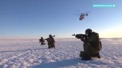 Как Россия превращает Арктику в военный лагерь