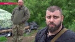 Грузинские легионеры Донбасса вышли из подполья