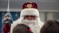 Человек на карте: Дед Мороз для челябинских бездомных